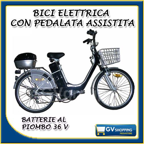 Bici con pedalata assistita tutte le offerte cascare a for Bici elettrica assistita