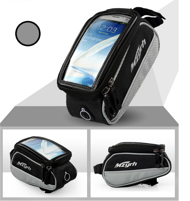 Borsetta bici mtb porta smartphone oggetti touch per - Porta bici smart ...