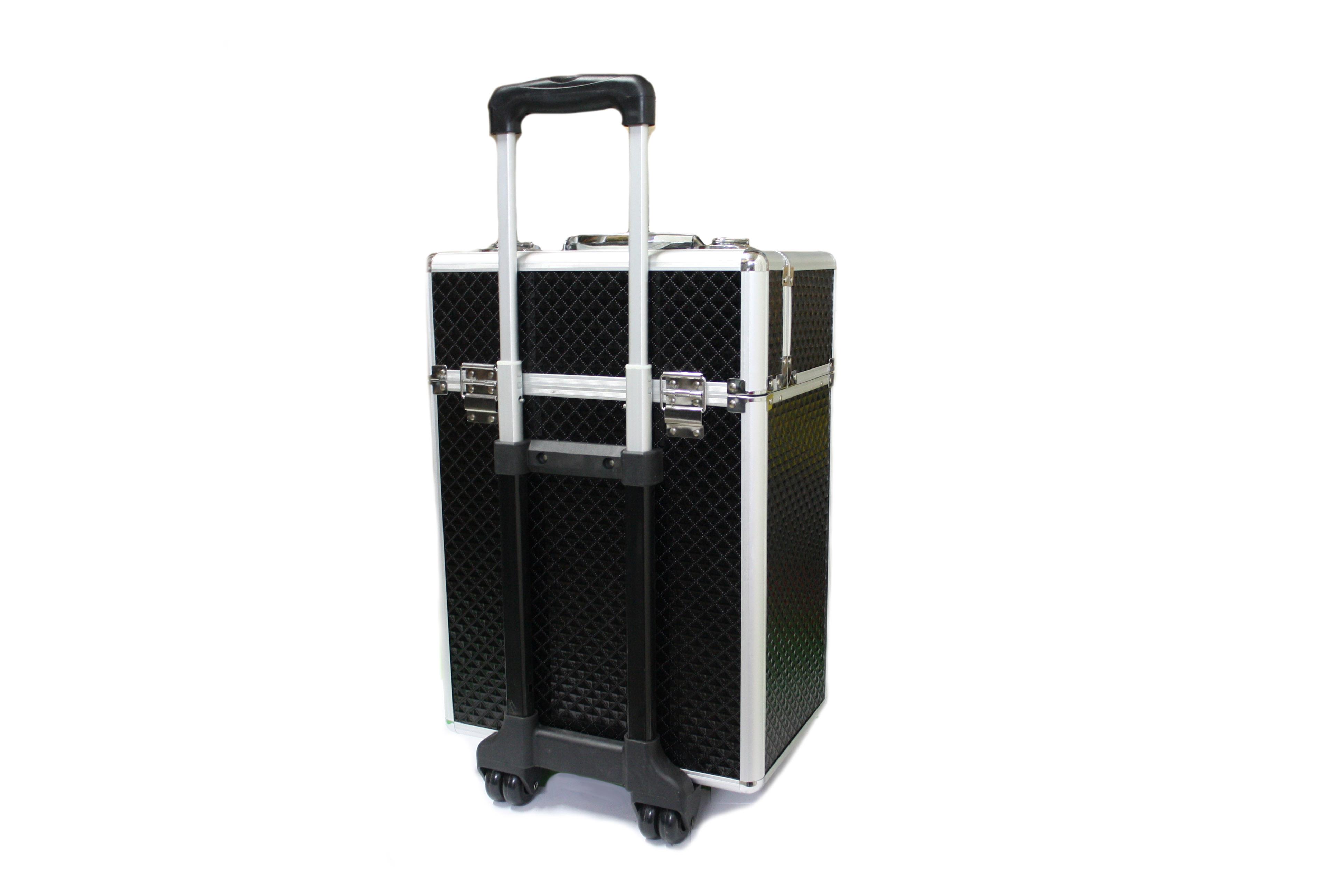 Nd beauty case valigia makeup trucchi unghie borsa porta - Porta trucchi professionale ...